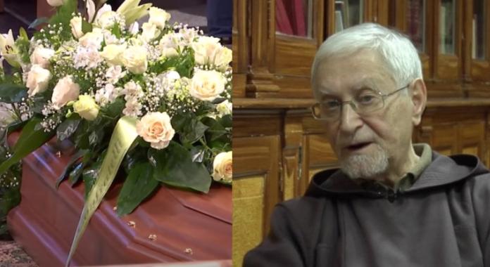 Addio a Padre Marciano Morra