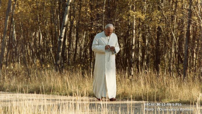La supplica allo Spirito Santo di Giovanni Paolo II