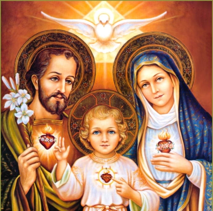Novena di preghiera ai Santi Sposi
