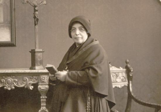 Beata Alfonsa Clerici: vita e preghiera