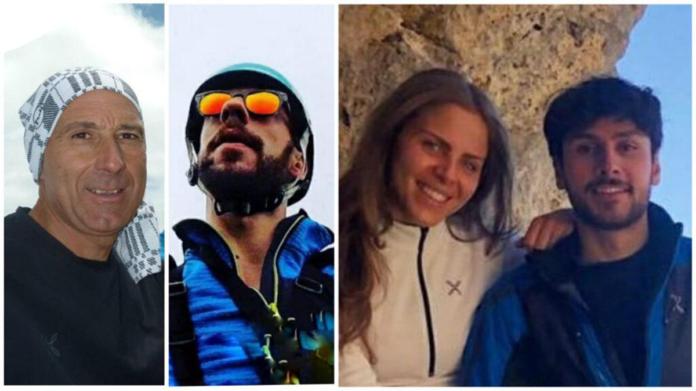 Abruzzo: continuano le ricerche dei 4 dispersi