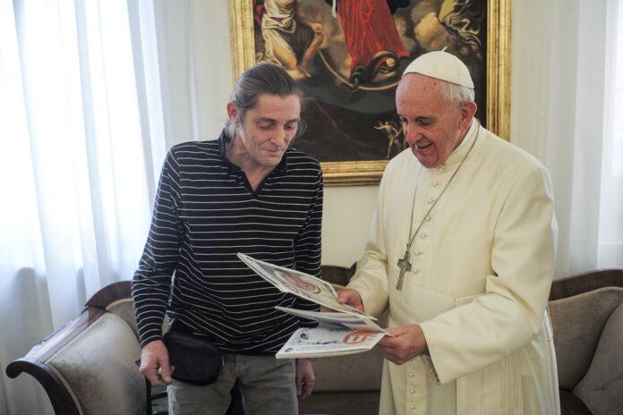 Papa Francesco a Casa S. Marta