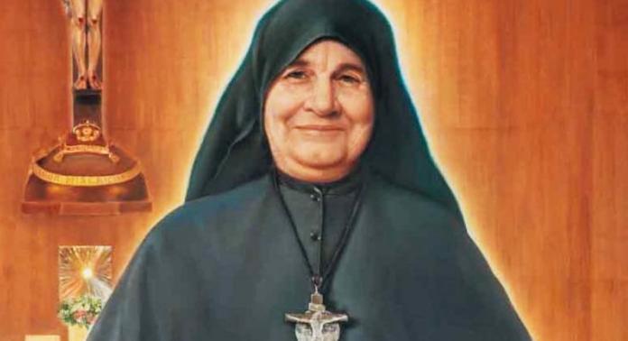 Il miracolo dal Cielo di Madre Speranza