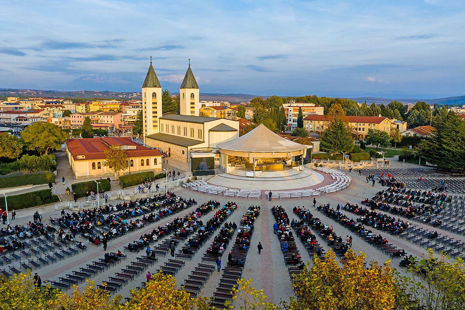 The messages of Our Lady of Medjugorje
