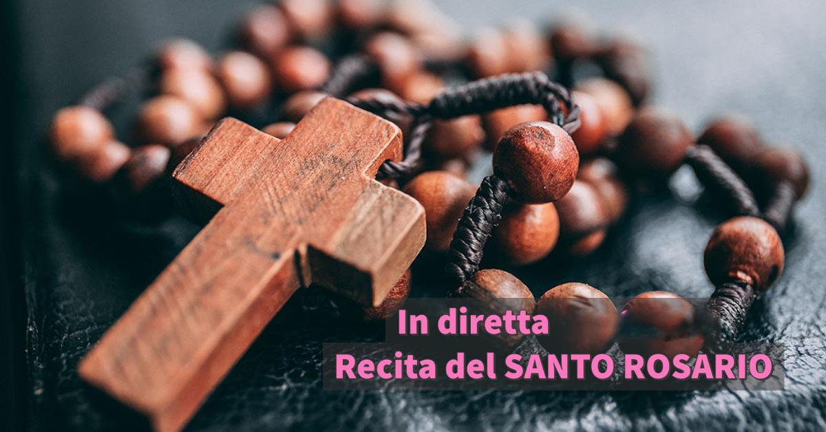 Santo Rosario per l'Italia