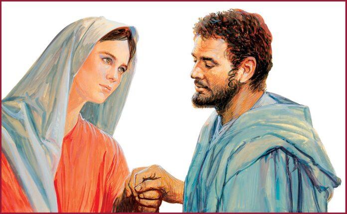 E' la festa dei Santi Sposi. La preghiera da recitare oggi, 23 gennaio, per restare nel cuore di Maria e Giuseppe