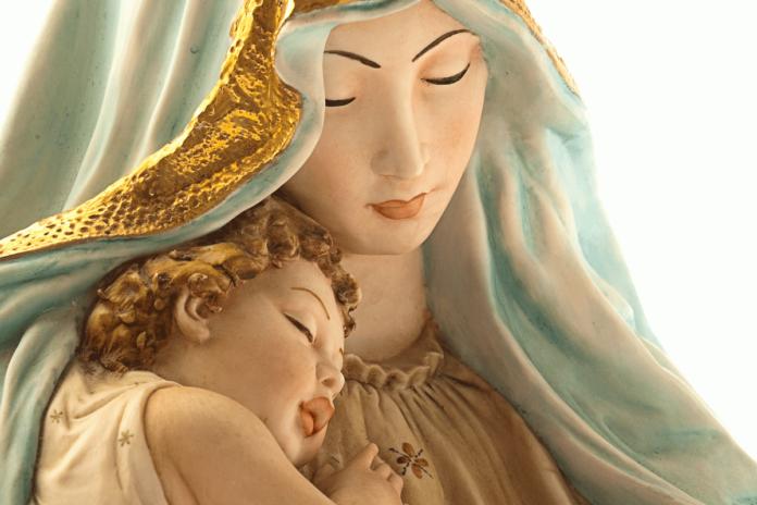 La rubrica dedicata alla Vergine Maria