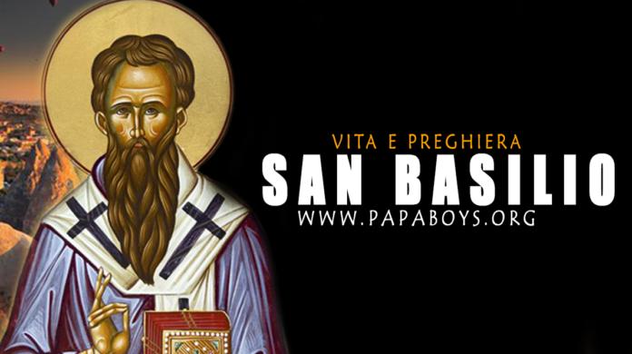 San Basilio Magno: vita e preghiera