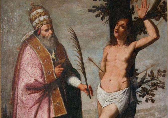 San Fabiano: vita e preghiera