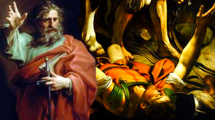 Conversione di San Paolo: festa e preghiera