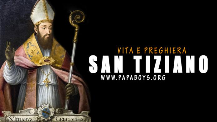 San Tiziano da Oderzo: vita e preghiera