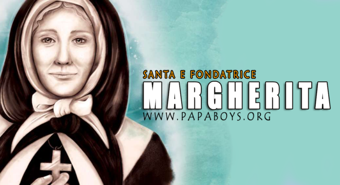 Santa Margherita Bourgeoy, fondatrice