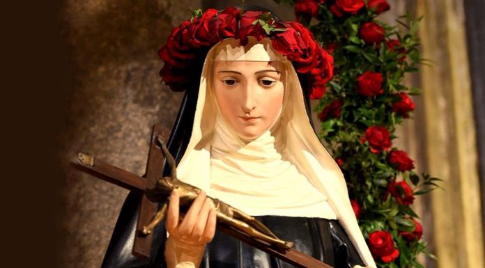 Santa Rita da Cascia mi ha cambiato la vita