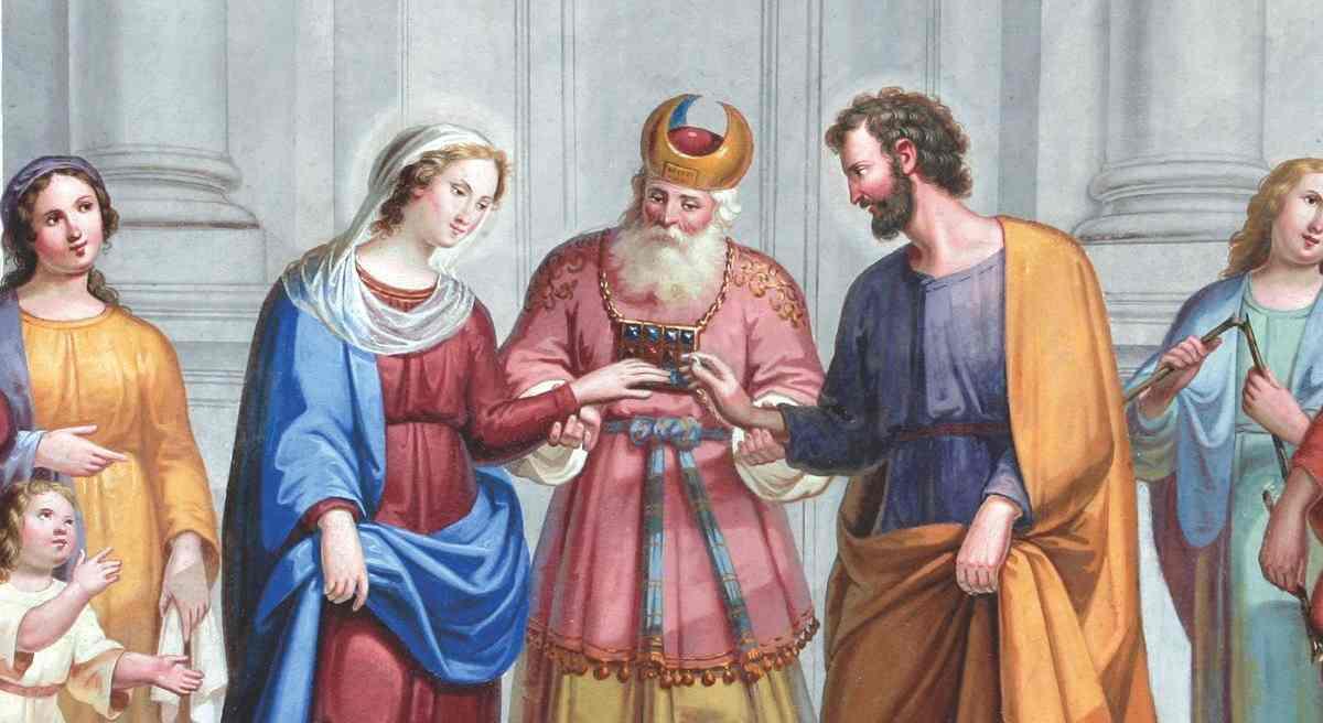 Devozione ai Santi Sposi