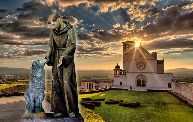 San Francesco: il Cantico delle Creature