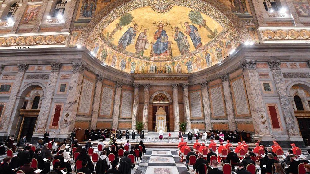 Le parole di Papa Francesco per la Settimana di preghiera per l'unità dei cristiani