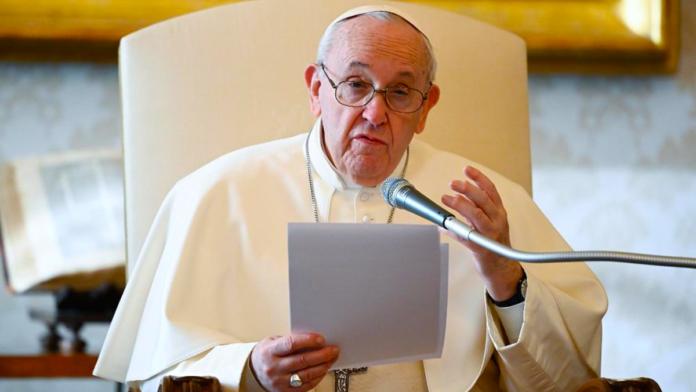 Papa Francesco, udienza generale