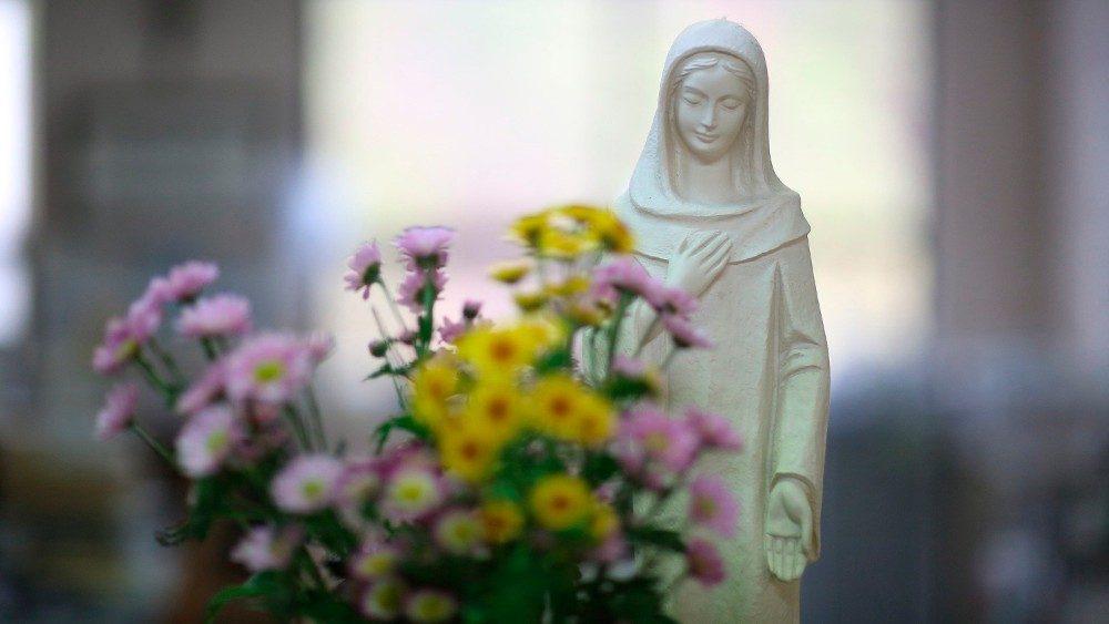 Supplica per ottenere una grazia dalla Vergine dei Poveri di Banneux