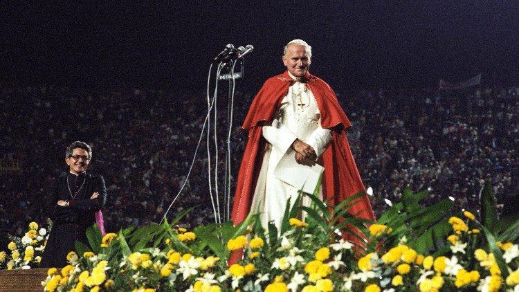 La rubrica dedicata a Giovanni Paolo II, 20 Gennaio 2021
