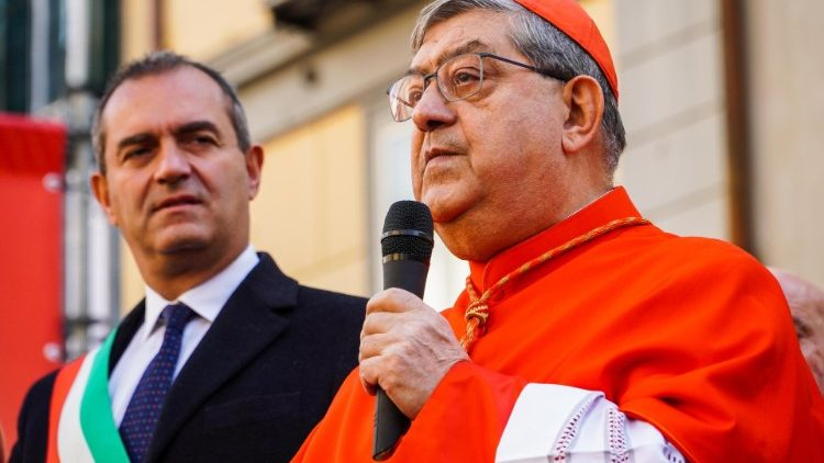 Il cardinale Sepe ricoverato in ospedale