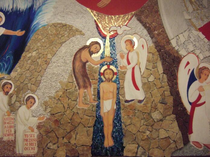 Preghiera per la Festa del Battesimo di Gesù, da recitare questa domenica 10 gennaio 2021