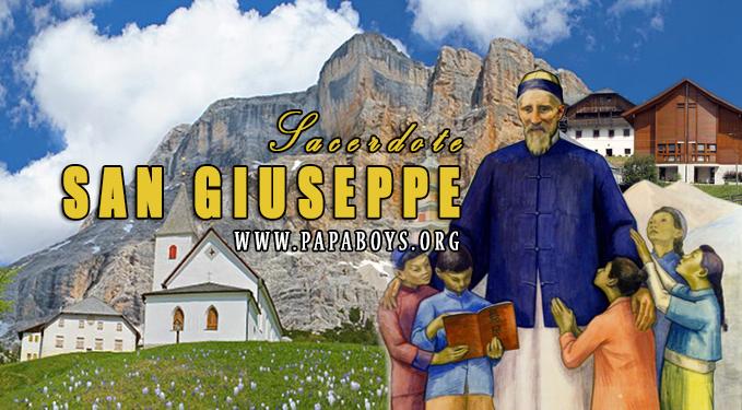 San Giuseppe Freinademetz: vita e preghiera