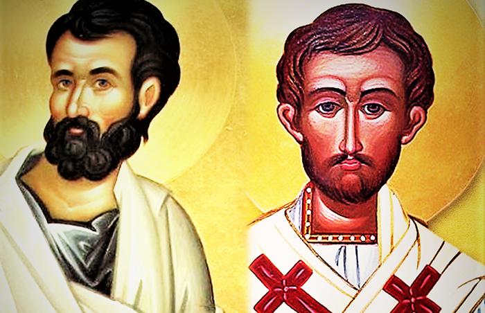 Santi Timoteo e Tito, vescovi