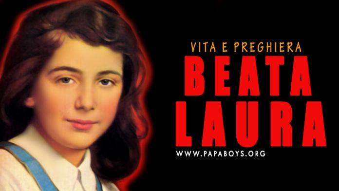 Beata Laura Vicuña; vita e preghiera