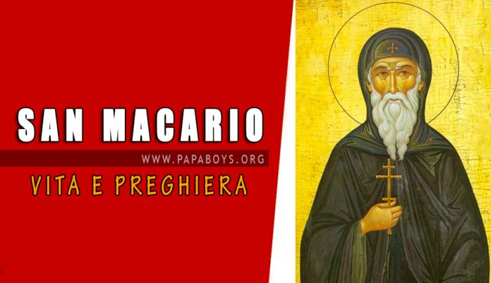 San Macario, il Grande