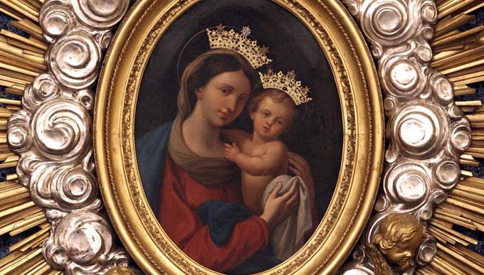 Ogni Giorno Una Lode a Maria, 13 gennaio 2021. Madonna della fiducia, prega per noi!