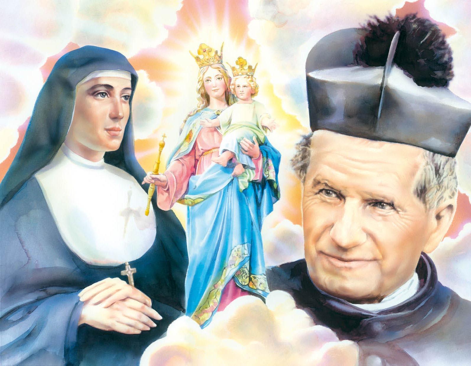 Novena di preghiera a don Bosco