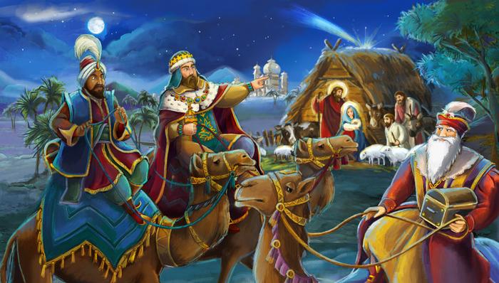 Solennità dell'Epifania: festa e preghiera (focusjunior.it)