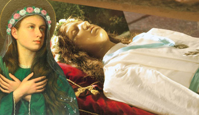 Supplica per una grazia a Santa Maria Goretti