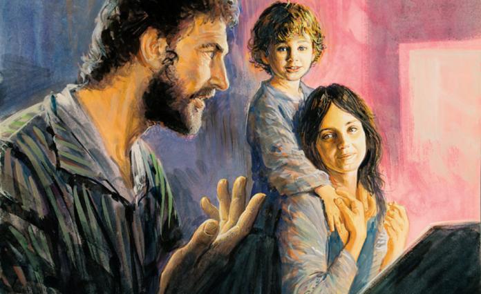 Preghiera per la famiglia e la casa