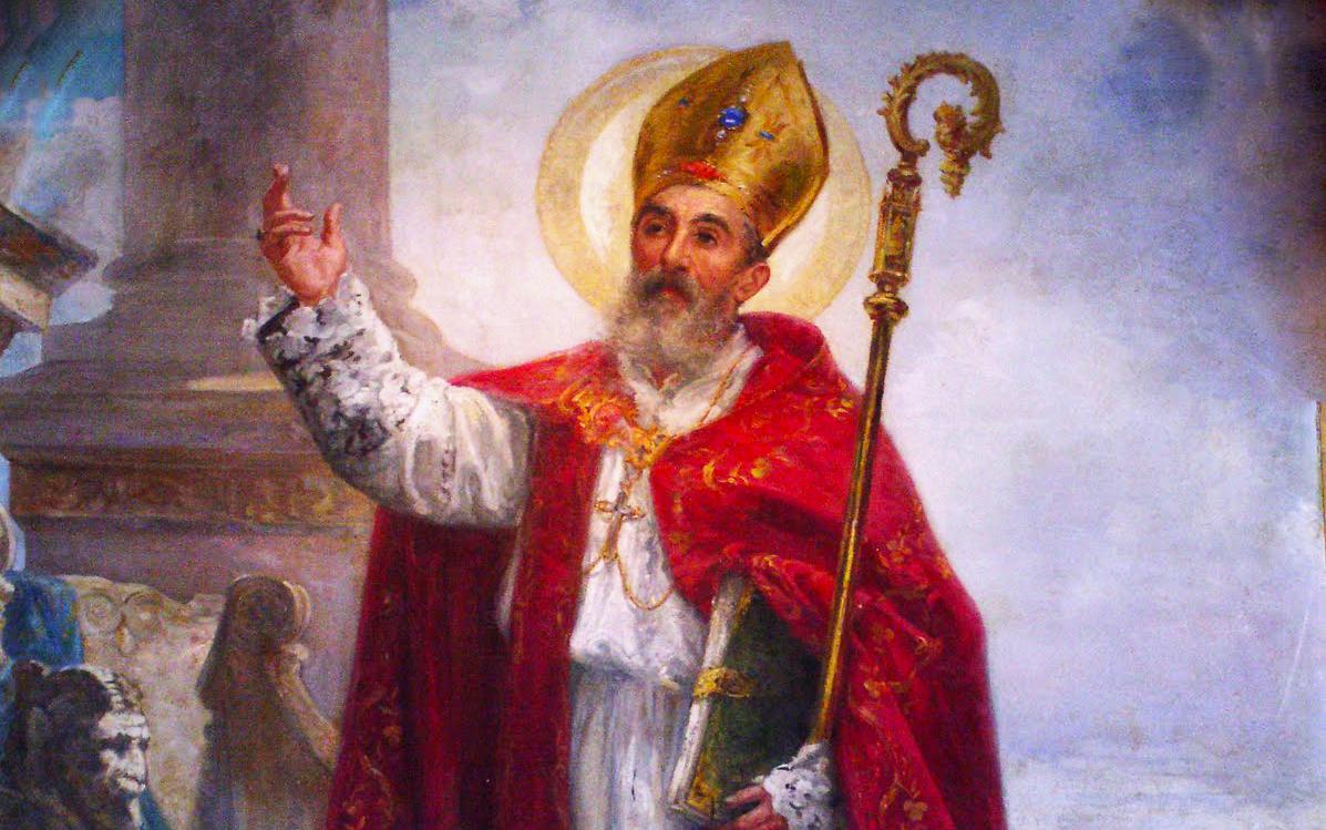 Sant'Ilario di Poitiers, vescovo e dottore della Chiesa