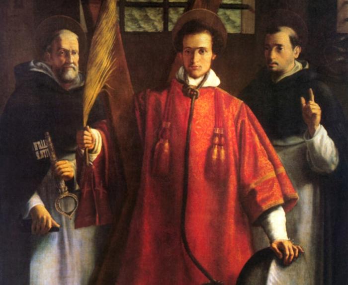 San Vincenzo di Saragozza, Diacono e Martire