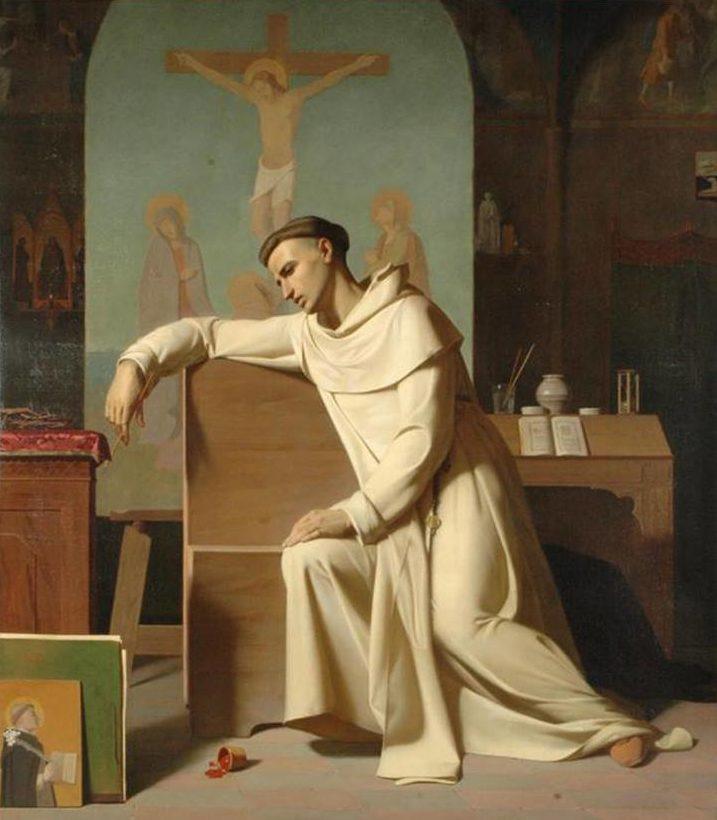 Beato Angelico (Giovanni da Fiesole), patrono degli artisti
