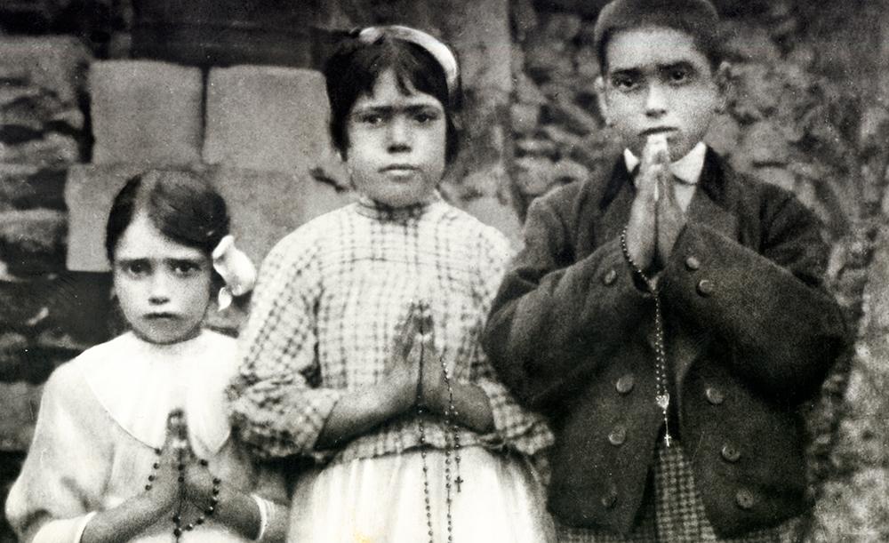 Santa Giacinta Marto, Veggente di Fatima
