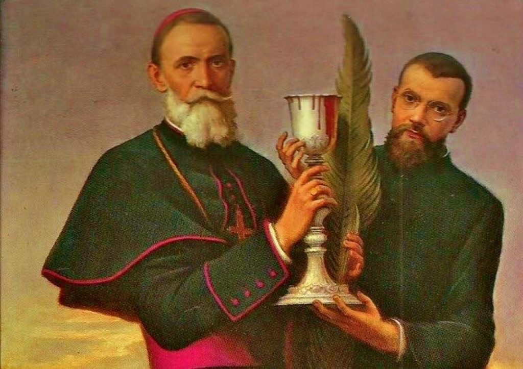 San Luigi Versiglia, Vescovo