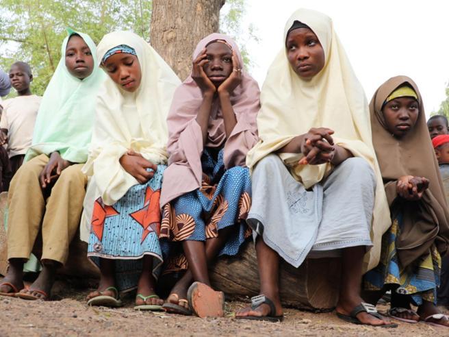 studentesse nigeria