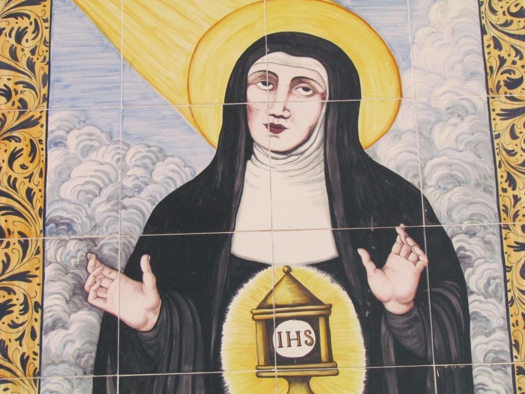 Beata Cristina da Spoleto, Religiosa