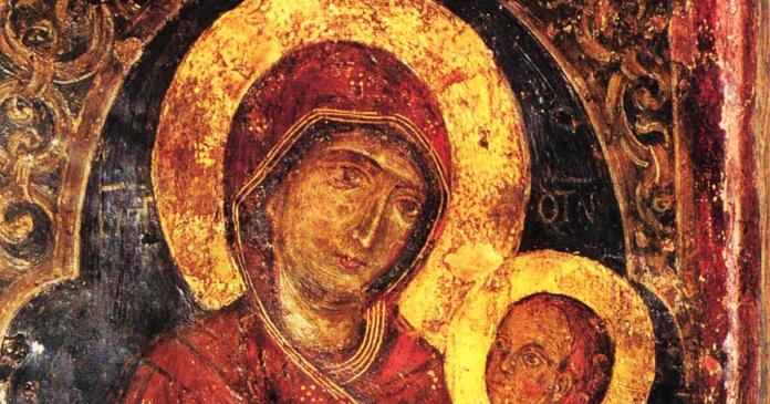 Oggi, 20 Febbraio 2021, è la festa della Madonna della Scala