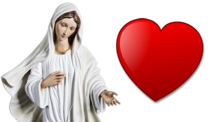 La rubrica dei devoti della Vergine Maria di Medjugorje