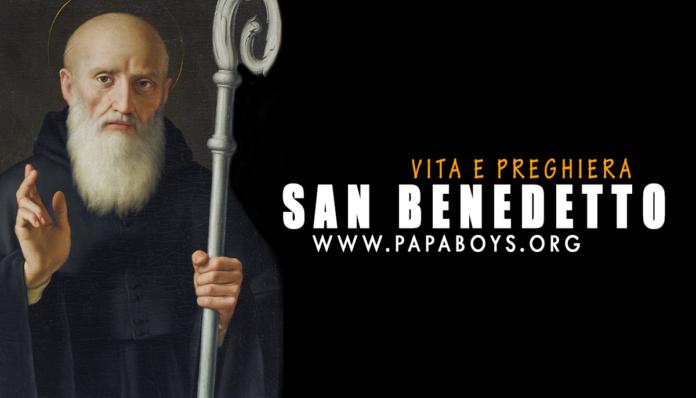 San Benedetto di Aniane, Abate. Vita e Preghiera