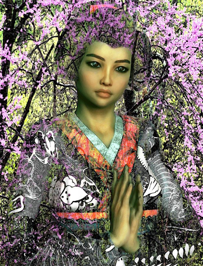 Santa Lucia Yi Zhenmei (Martire)