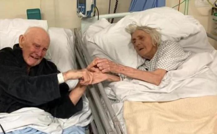 L'Amore, quello vero: l'addio di due coniugi prima di morire di Coronavirus