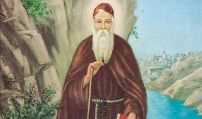 San Corrado Confalonieri, Eremita