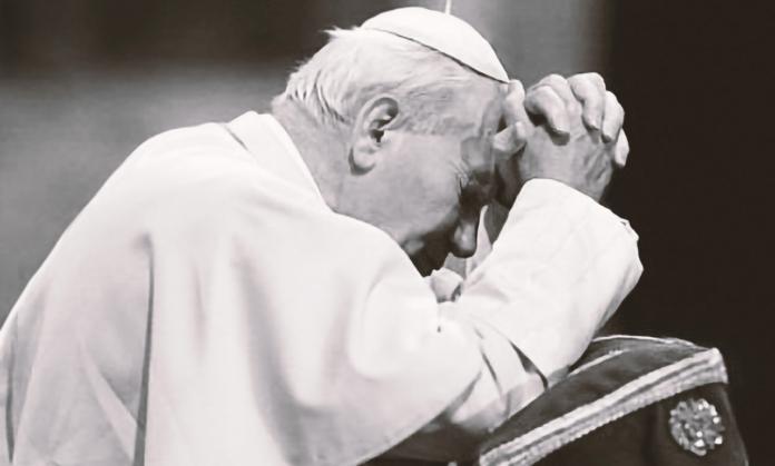 Preghiera a San Giuseppe di Giovanni Paolo II