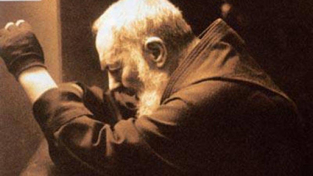 Quando Padre Pio pianse tre volte: 'La mia vita è tutta un fuoco!'