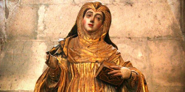 Beata Lucrezia (Eustechio) Bellini, Religiosa